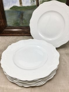 1x Grindley The Banbury Pattern Side Plate