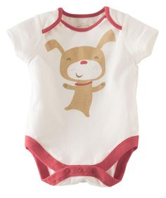 Sweet! 100% cotton summer one piece for baby boy - exclusively from Hallmark Baby