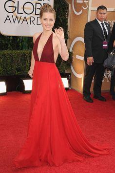 Amy Adams veste Valentino Couture no Globo de Ouro 2014 (12/01/14)