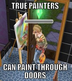 Sims logic!