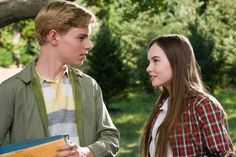 'Flipped' :) :) // Love this movie & the vintage-ness of it. :D :D