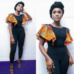 Trendy ankara jumpsuit styles, trendy and classy african print ankara jumpsuit styles, trendy ankara jumpsuit with styles #ankara #ankarastyles #asoebi #asoebibella #africanprint #africanfashion
