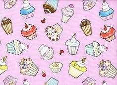 Westminster Free Spirit Tiddlywinks Cupcakes Pink