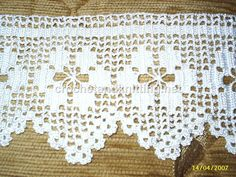 Free Crochet Pattern Tablecloth | FaveCrafts.com