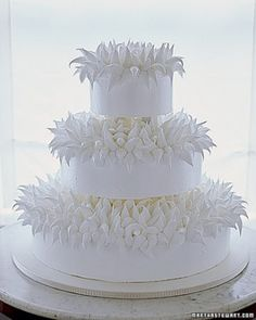 "See the ""Chrysanthemum Wedding Cake"" in our 50 Great Wedding Cakes  gallery"