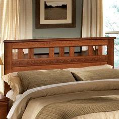 Found it at Wayfair - Standard Furniture Orchard Park Panel Headboardhttp://www.wayfair.com/Standard-Furniture-Orchard-Park-Panel-Headboard-58703-58701-SJ6549.html?refid=SBP.rBAZEVUysg2fjXStK9VUAoRrp8Q_4UEcnTIavE4Mg2c