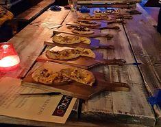 Dessert pizzas at Cuckoo Leeds, review by BeckyBecky Blogs