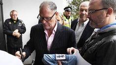 Propos racistes: Gascoigne plaide coupable
