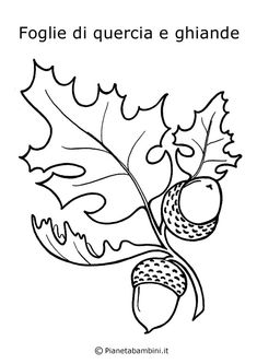 Acron coloring pages. It is a very healthy fruit and you can get very good benefits from eating it. You can give acorn coloring sheets to your kids. A is for acorn. Leaf Coloring Page, Colouring Pages, Printable Coloring Pages, Coloring Pages For Kids, Coloring Sheets, Coloring Worksheets, Acorn Drawing, Mini Mundo, Leather Working Patterns