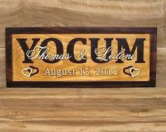 Personalized-Family-Last-Name-Sign-Custom-Carved-Wood-Plaque-Couple-Wedding-Gift