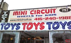 The moment you enter Mini Circuit, you feel like a kid in a candy store. Every nook and cranny of the store is chock full of the cutest, funkiest, most retro and, overall, amazing toys around!