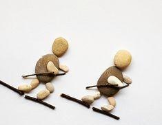 #kieselkunst #steine #kieselsteine #kiesel #stones #pebbles #pebblesart #tamikra #selfmade #kreativ #creativ #Familie #Geschenk #Steinkunst #artwork #artoftheday #art #kunst #Ostsee #Rhein #ski #skiing #skifahren