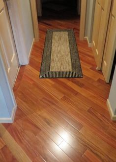 Unique Wood Floors: Uncovering Hardwood Flooring Myths | Are Beveled Edges Difficult to Clean?