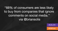 Marketing #quote. Follow @billross on Twitter for more digital insights.