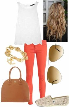 Fashionista Fly: Outfit For Summers