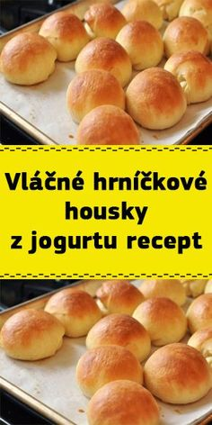 Home Recipes, Cooking Recipes, Pastry Design, Czech Recipes, Home Baking, Ciabatta, Food To Make, Bakery, Food And Drink
