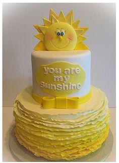 Солнце из мастики своими руками как сделать для украшения тортов, кексов?