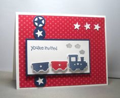 Baby Shower by dpetersen - Cards and Paper Crafts at Splitcoaststampers