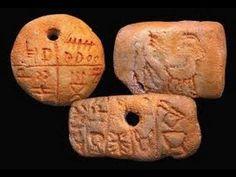 The Danube Script - Old Europe { Tartaria Tablets }