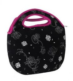 Silhouette Lunch Bag | eBay