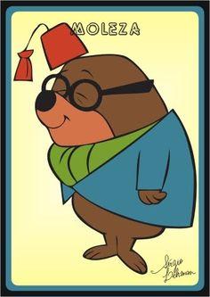 Hanna Barbera World: ENG - Secret Squirrel