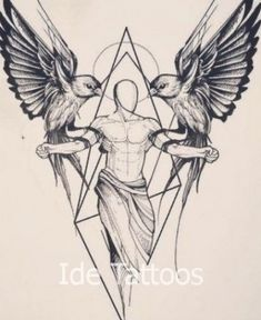 Chest Tattoo Sketches, Sketch Style Tattoos, Cool Chest Tattoos, Chest Tattoos For Women, Chest Piece Tattoos, Tattoo Design Drawings, Pisces Tattoo Designs, Tattoo Arm Designs, Mandala Tattoo Design