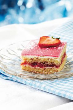 Prinsessaleivokset Sweet Recipes, Special Occasion, Sweet Tooth, Valentines Day, Cheesecake, Baking, Eat, Desserts, Merry