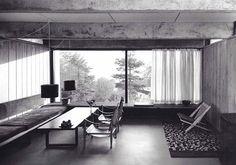 Knud Friis   Casa en Brabrand   Dinamarca   1958