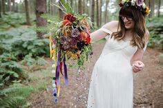 #EnzoaniRealBride Lou of Whimsical Wonderland Weddings