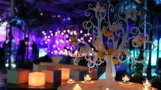 Azimut 10th anniversary decorations