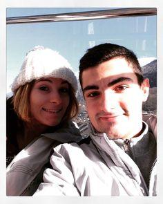 Vacances au ski en amoureux #amoureuse #neige #cauterets #heureuse #happy #inlove #ski #randonnee #raquette #plaisir #vacances #cheri #jetaime by meg_mtl