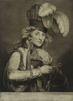 Dorothea Jordan (21 November 1761 – 5 July 1816) was an Anglo-Irish actress, courtesan, and the mistress and companion of the future King William IV of the United Kingdom, for 20 years while he was Duke of Clarence. Together they had ten illegitimate children, all of whom took the surname FitzClarence.