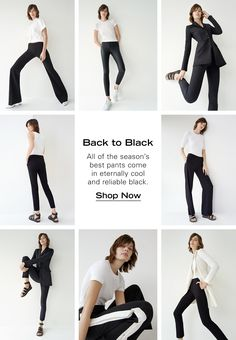 Back to Black Lookbook Layout, Lookbook Design, Instagram Feed Layout, Instagram Design, Poses, Boutique Interior, Catalogue Layout, Email Design Inspiration, Fashion Banner