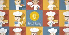 #SocialEating #HomeRestaurant e Nuove Occasioni per i Ristoratori #ristorante #socialmedia #eventi
