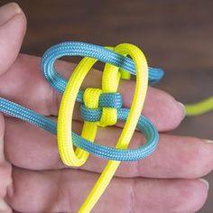Schlüsselanhänger, Key holder, Paracord, parachute, Schlüssel, Ties,