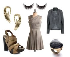 Geek Chic: Fashion Inspired by Doctor Who - The Weeping Angels