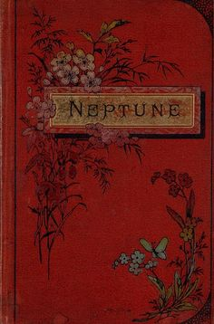 Neptune (I love the design on the front of this book so delicate and beautiful)