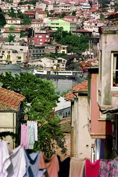 Ara Güler - Istanbul Colour