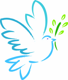 Peace Dove Template Printable Images & Pictures - Becuo                                                                                                                                                                                 More