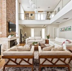 modern house design interior trends to copy in year 2019 19 Home Room Design, Dream Home Design, Modern House Design, Home Interior Design, Living Room Designs, Room Interior, Dream House Interior, Contemporary Interior Design, Contemporary Houses