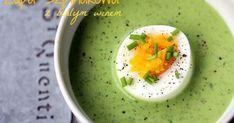 Zupy - Zupa szpinakowa - PRZEPIS