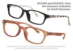 Here are some new, stylish, budget-friendly frames from Clariti Eyewear. Which style is your favorite?