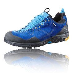 Haglofs Rocker Leather Gore Tex Walking Shoes