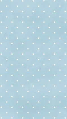 Baby blue polka dots | Winwallpapers