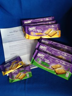Milka Chocobreak Produkttest  #milka #chocobreak #produkttest