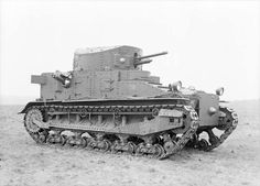 I, serial number with a Ricardo engine. British Army, British Tanks, Ww2 Photos, Military Equipment, Historical Pictures, Panzer, Armored Vehicles, War Machine, Military History