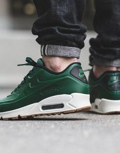 outlet store b391b 50ab4 NIKE AIRMAX 90 Vac-Tech QS Gorge Green