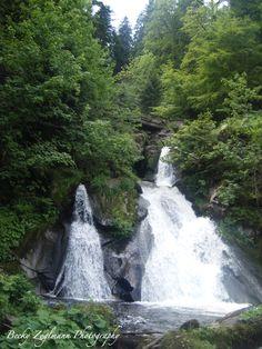 Triburg Waterfall, Germany