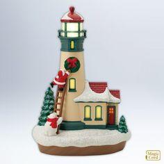 PAC  - Holiday Lighthouse #1 in Series 2012 Hallmark Ornament Hallmark http://www.amazon.com/dp/B007WEM4JW/ref=cm_sw_r_pi_dp_J0DKub0SYJ67Z
