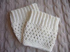 Free Crochet Boot Patterns | Crochet Pattern Boot Cuff Boot Topper Pattern. $4.00, ... | DIY And G ...